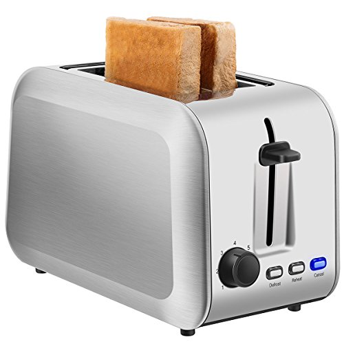 2-slice toaster TOBOX