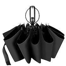 折りたたみ傘 ワンタッチ自動開閉 おりたたみ傘 頑丈な10本骨 UVカ...