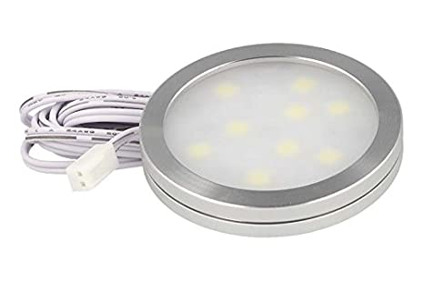 Plafoniere Per Camper 12 Volt : Mini plafoniera faretto led super slim w v bianco caldo amazon