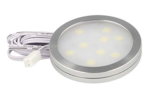 Plafoniere Per Camper 12 Volt : Mini plafoniera faretto led super slim 2w 12v bianco caldo: amazon