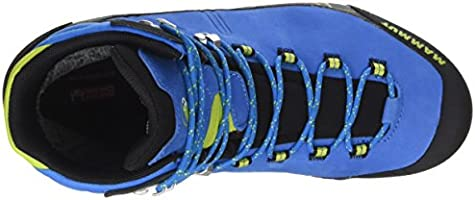 c441d71f281 Mammut Kento High GTX Hiking Boot - Men's Imperial/Sprout 11.5 ...
