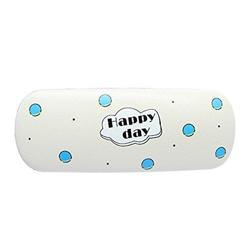 lunettes design caisse pour lecturepour protectionEtui Plié de de hommes de Boîte Ellaao Crème Protection femmes Peut Lunettes stockage être 7OP7wBZC
