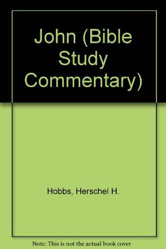 John (Bible Study Commentary)