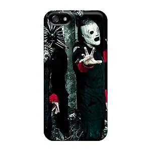 AnnaDubois Iphone 5/5s Best Hard Phone Covers Custom HD Linkin Park Image [HTi8397Dsnt]