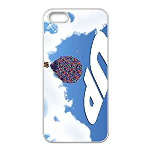 Popular Design Pixar Up House TPU Covers Cases Accessories for Apple iphone 5/5s