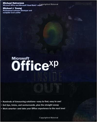 Microsoft® Office XP Inside Out
