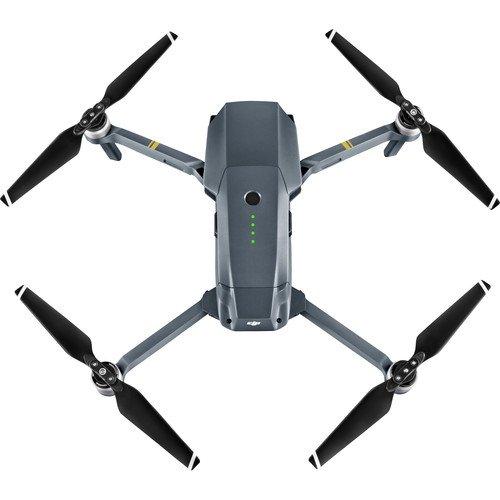 DJI Mavic Pro FLY MORE COMBO Collapsible Quadcopter Virtual Reality Starters Bundle