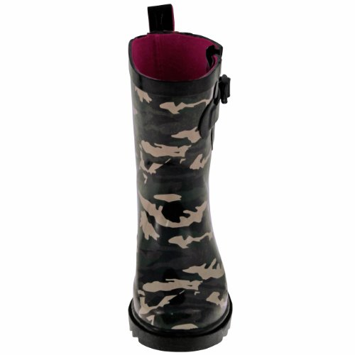 Capelli New York Kinder Gummistiefel Camouflage Black Combo