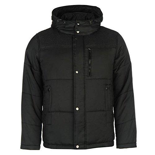 Lee Cooper Veste matelassée Mode Homme Vert vestes manteaux Parka
