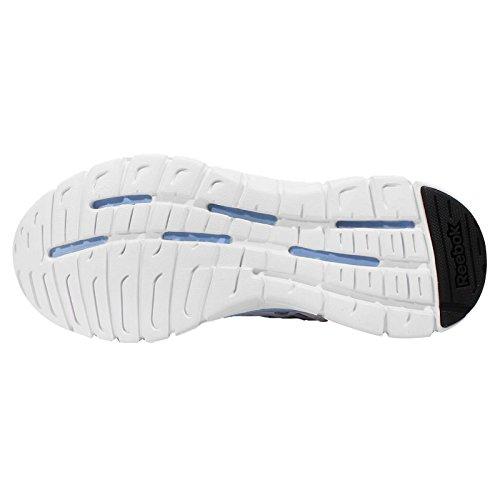 De Chaussures Reebok Z Pour Rush Course Blanc Dual Femme Twqwx
