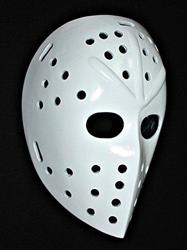 tripple_777 1:1 Custom Vintage Fiberglass Roller Ice Hockey Goalie Mask Keeper Helmet Billy Smith HO76