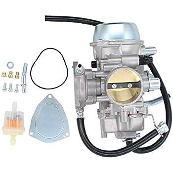 TCMT Replacement Carb Fuel System Carburetor For Yamaha Polaris PREDATOR 500 2003 2004 2005 2006