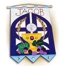 First Communion Banner Kit - 9 x 12 - Gates - Blue