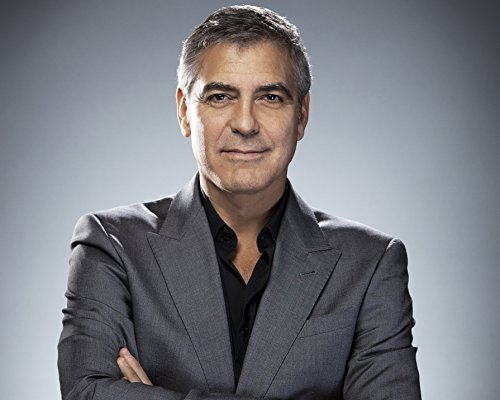 George-Clooney-8-x-10-GLOSSY-Photo-Picture