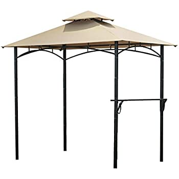 garden winds bamboo look bbq gazebo replacement canopy - Bamboo Canopy 2015
