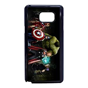 Samsung Galaxy Note 5 Cell Phone Case Black The Avengers F6553425