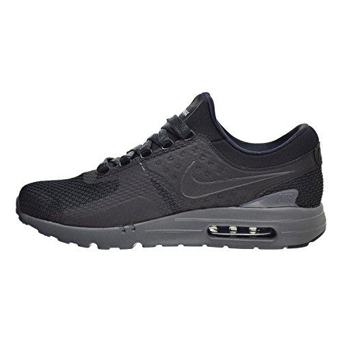 Air Max Zéro Chaussures Pour Hommes Qs Noir Gris / Noir / Sombre 789695-001