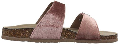 Women's velvet v Brando Flat madden blush girl 0nqfPtWz