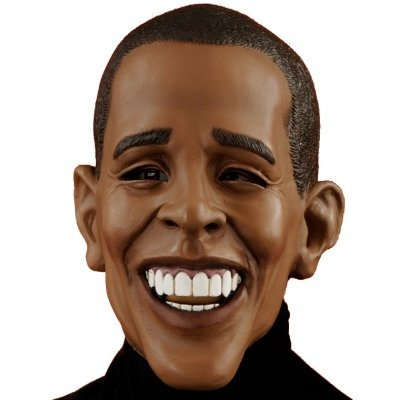 Deluxe Barack Obama (Obama Halloween Costumes)