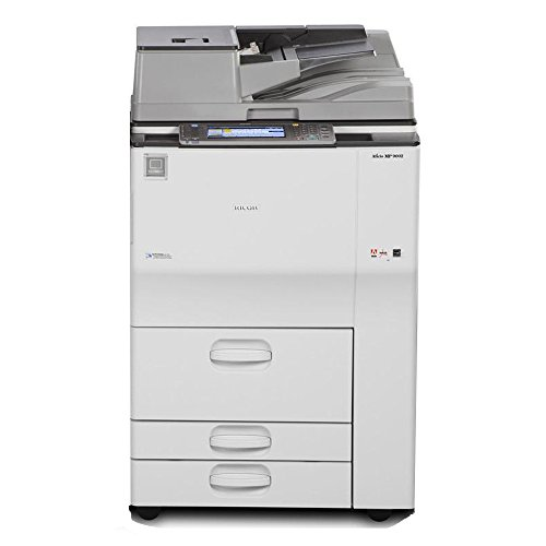 Ricoh Aficio MP 7502 High-Speed Monochrome Multifunction Copier - A3, (Ricoh Scan To Email)