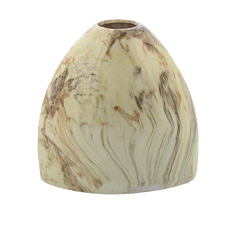 Deco 79 60779 Dome-Shaped Ceramic Vase, 8