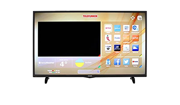 Telefunken d55 F289 X 4cw 140 cm (televisor, 600 Hz): Amazon.es: Electrónica