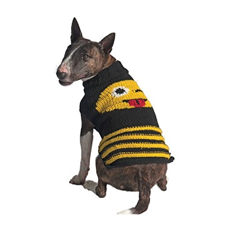 Chilly Dog Emoji Sweater for Dogs, X-Large by Chilly Dog