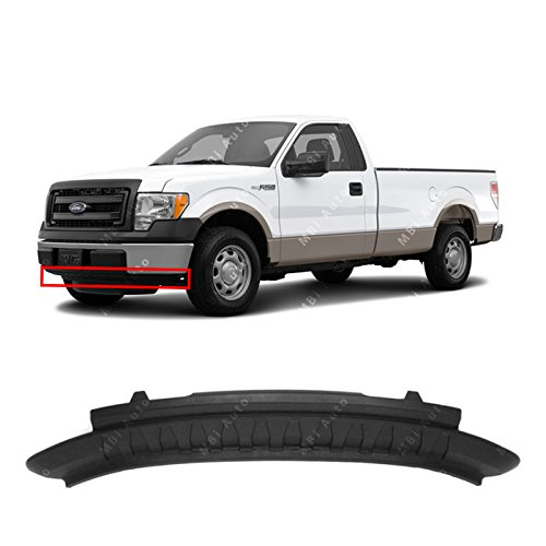 MBI AUTO Textured, Front Lower Bumper Air Deflector Valance for 2009-2014 Ford F150 Pickup 09-14, (Ford F150 Valance Replacement)