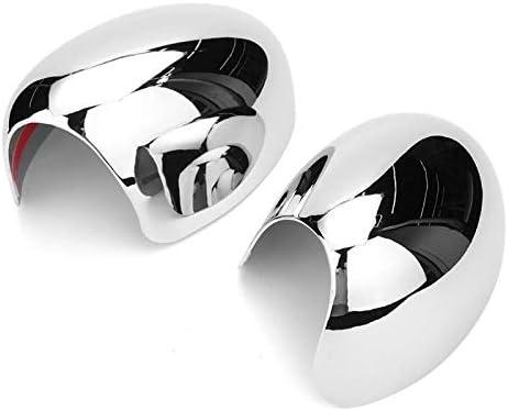 Pr/ämie 1 Paar Seitenr/ückspiegel-Abdeckungen Au/ßenspiegel Dekorative H/üllen Kappen for BMW MINI Cooper Abdeckungen 2001-2006