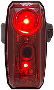 Planet Bike Superflash 65R Rear Red Bike Tail Light, USB Rechargeable, Easy to Mount, Safe Rear Light for Mult