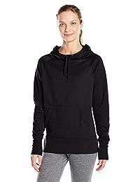 Hanes Womens Sport Performance Fleece Pullover Hoodie