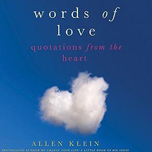 Words of Love Audiobook