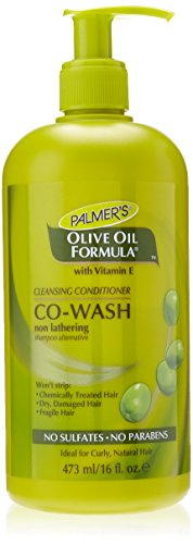 Palmer's Olive Oil Formula Co-Wash Cleansing Conditioner, Non Lather Shampoo Alternative | 16 Ounces