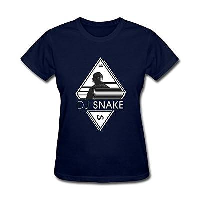 Dotion Women's DJ Snake At Echostage Design T Shirt