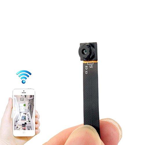 MAGENDARA WIFI Spy Hidden Camera, Mini wireless hidden Camera Motion Detection