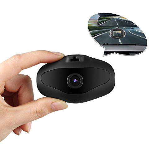 SENDOWTek Mirror Dash Camera 7 Inch 1080P HD Screen 170/° Wide Angle Dual Lens Rearview Dash Camera Car Dashboard Recorder with Parking Monitor WDR Loop Recording