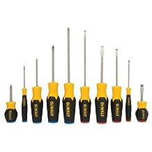 Dewalt DWHT62513 10 Piece Screwdriver Set