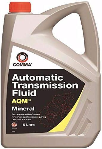 Comma Atm5l Aqm Getriebeöl Für Automatikgetriebe 5 L Auto