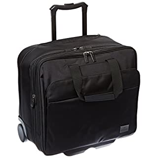 Victorinox Luggage Officer 17 Briefcase, Black, One Size