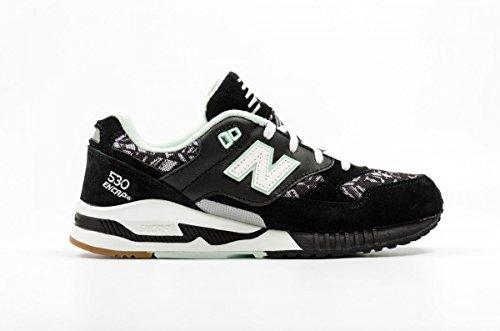New Schwarz W530 Balance Chaussures W qrSqRO