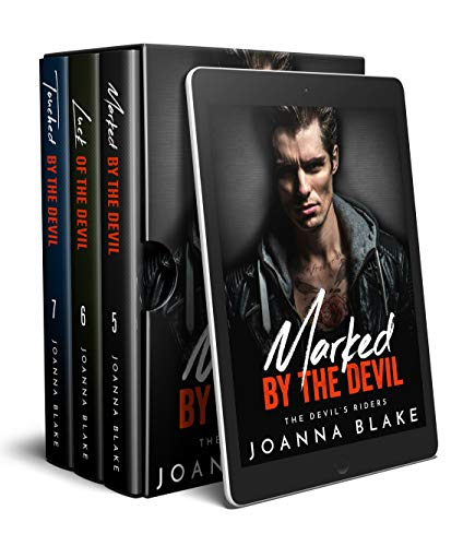 Marked: The Devil's Riders Books 5-7 (Mc Bbw Series Collection)