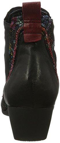 Think Niah, Stivali Chelsea Donna Multicolore (Sz/Multi 03)