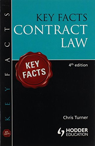 Key Facts Contract Law (Volume 3)