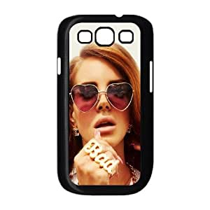 Special Lovely Nostalgic Lana Del Ray Samsung Galaxy S3 9300 Cell Phone Case Black Benefit Cool LHWANGN008180