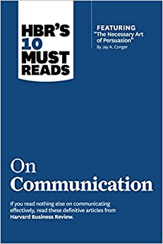 Descargar Hbr's 10 Must Reads On Communication (with Featured Article