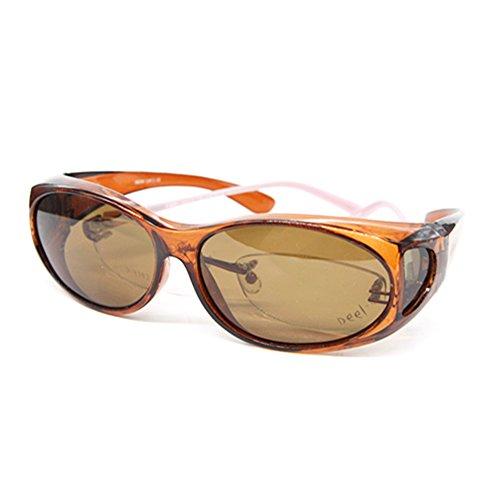 d71b3ef0e1 on sale MOLA polarized fit over sunglasses prescription glasses small women  driving
