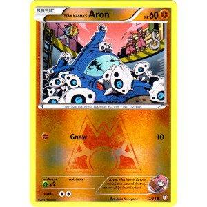 (Pokemon - Team Magma39;s Aron (12/34) - Double Crisis - Reverse Holo)
