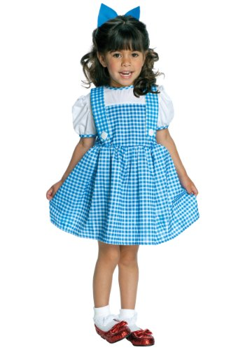 Dorothy Toddler Costume - Toddler (2t Dorothy Costume)