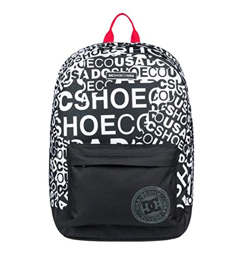 DC Shoes Mens Dc Shoes Backstack 18.5L - Medium Backpack - Men - One Size - White Snow White One Size ()