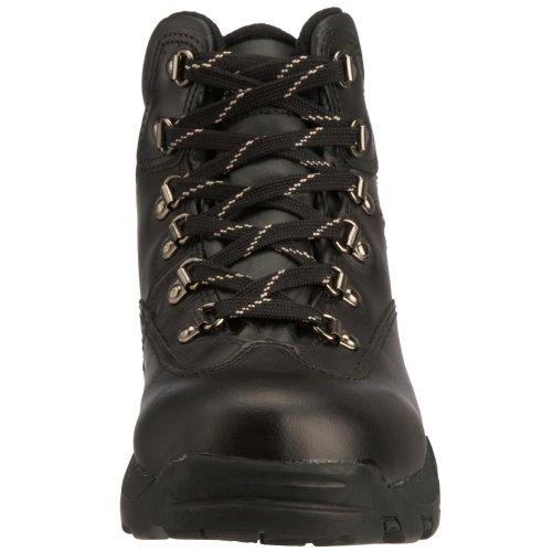 Hi-Tec Altitude Iv Wp Waterproof - Zapatillas de senderismo de cuero para niños negro - Schwarz (Black Full Grain)